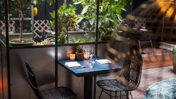 Le Jardin In Utrecht Restaurant Reviews Menu And Prices