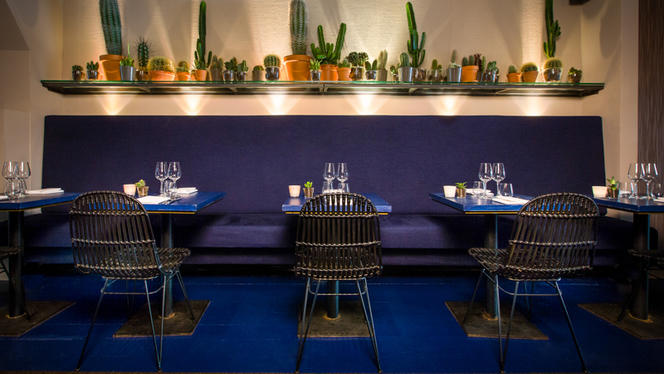 Restaurant - Le Jardin, Utrecht