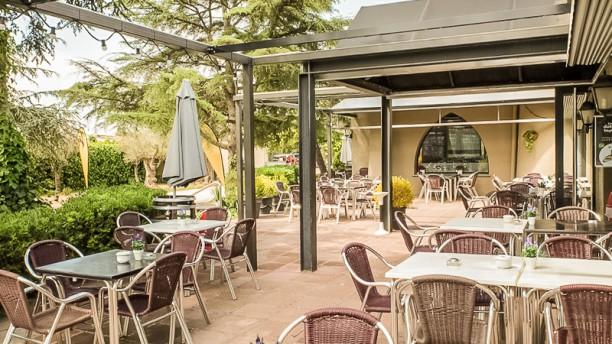 SlamRestaurant Terraza