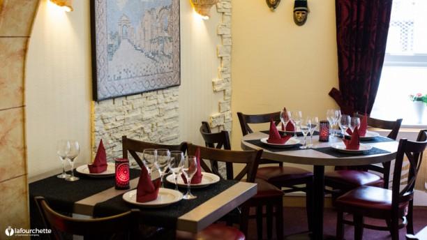 Le Beyrouth Sala du restaurant