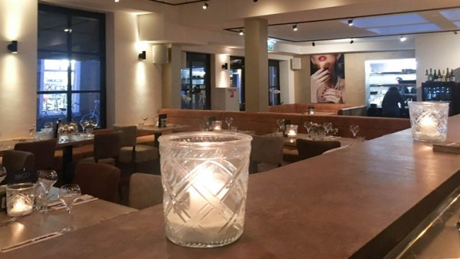 Restaurant - Restaurant Nivoo, Den Haag