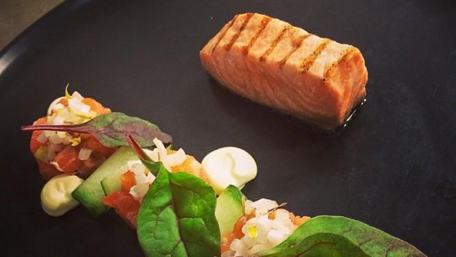 Suggestie van de chef - Restaurant Nivoo, Den Haag