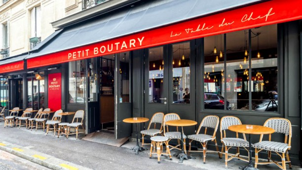 Petit Boutary Terrasse
