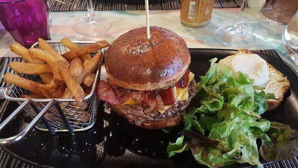 La Bergerie burger