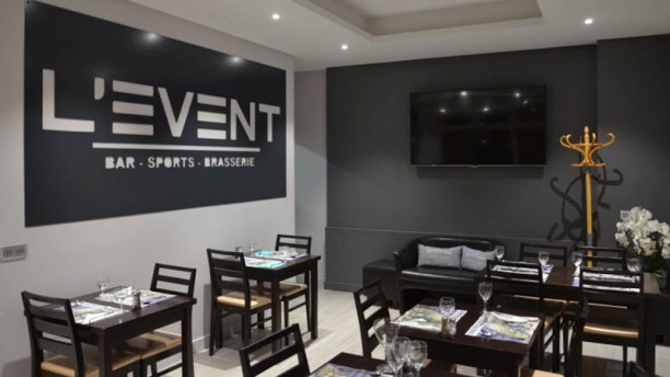 L'Event - Dunkerque L'Event Dunkerque - Salle de restaurant