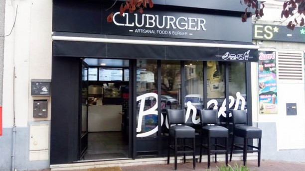 Cluburger Devanture