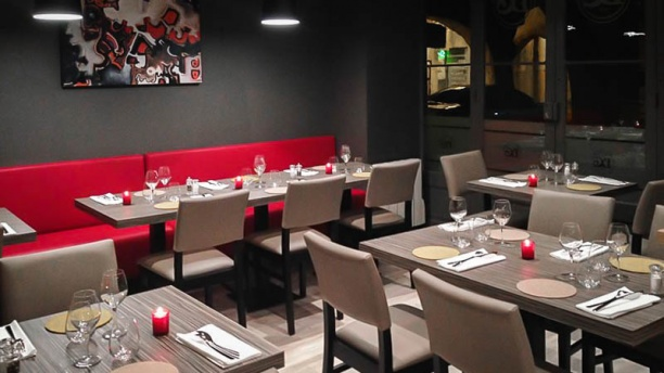 Le Bistrot Gourmand salle