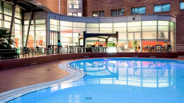 N Restaurant - Venezia piscina
