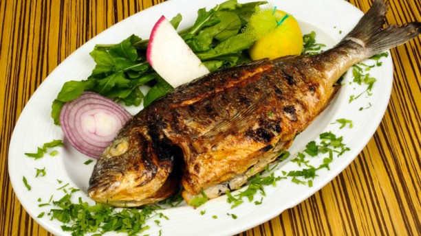 Red fish in istanbul restaurant reviews menu and prices for Red fish catering