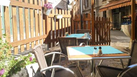 Le Petit Grillon, Saint-Jeannet