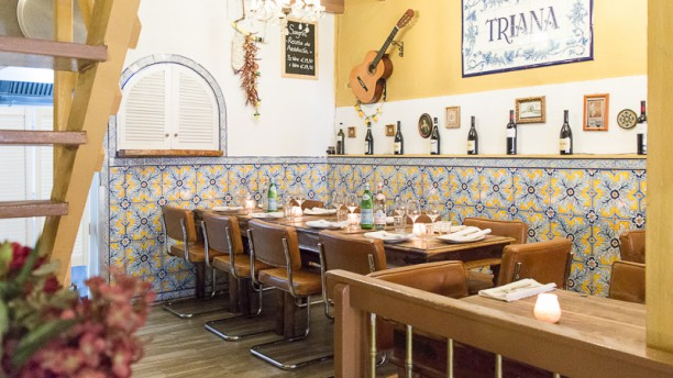 Tapasbar Triana Restaurant