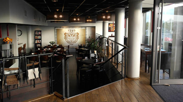 Grand Café Centre Ville Restaurantzaal