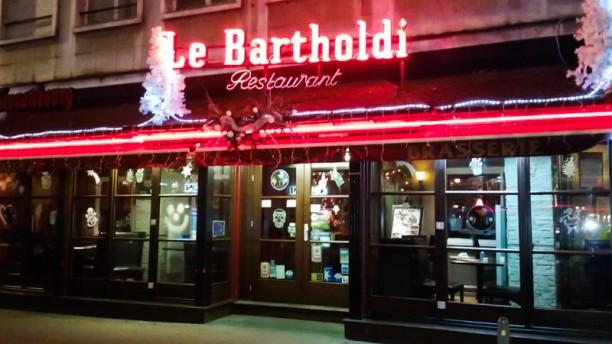 Le Bartholdi Façade
