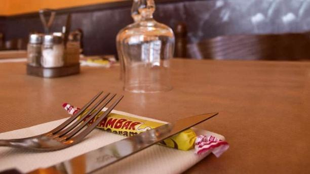 Les pieds sous la table in courbevoie menu - Restaurant les pieds sous la table ...