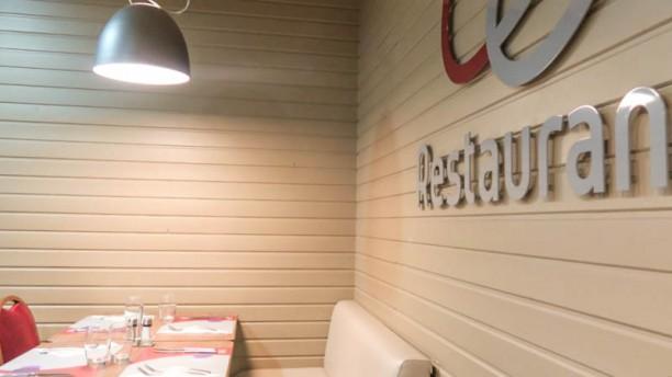 Campanile (Genève - Aeroport / Palexpo) Vue de la salle