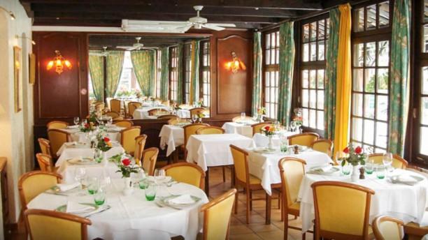 La Pomme d'Amour Salle du restaurant