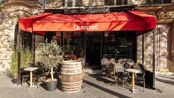 Restaurant le bistr paris 75017 ternes porte - Restaurant le congres paris porte maillot ...