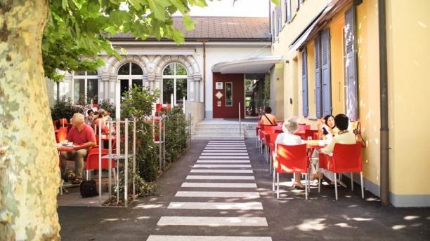 L'Atelier Gourmand Terrasse