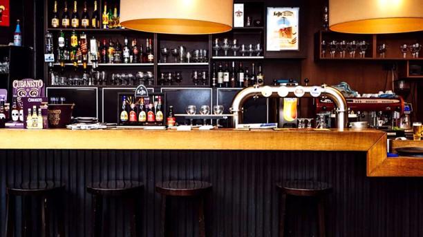 Brasserie Europa Vue de l'intérieur
