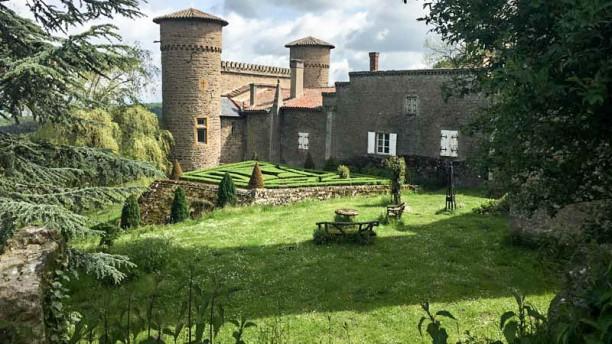 Les Terrasses de Saint Bonnet Château Saint Bonnet le Froid - Restaurant Les Terrasses de Saint Bonnet