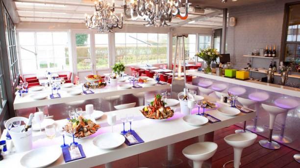 Palace Seafood Vue de l'intérieur
