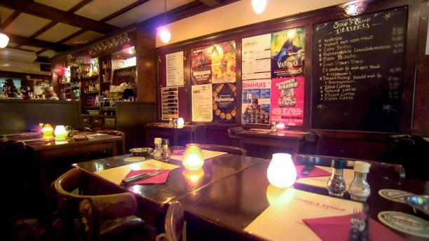 Stoop & Stoop Het restaurant
