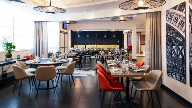 Novotel Café - Novotel Paris 17 Salle du restaurant