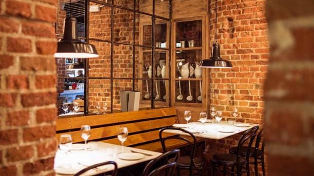 Restaurante lamucca de almagro en madrid alonso mart nez for Restaurante la mucca madrid calle prado