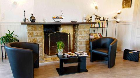 restaurant - Hostellerie des Monts Jura - Bornay
