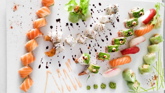 Sugerencia del chef - Ruixian Sushi - Roger de Flor, Barcelona
