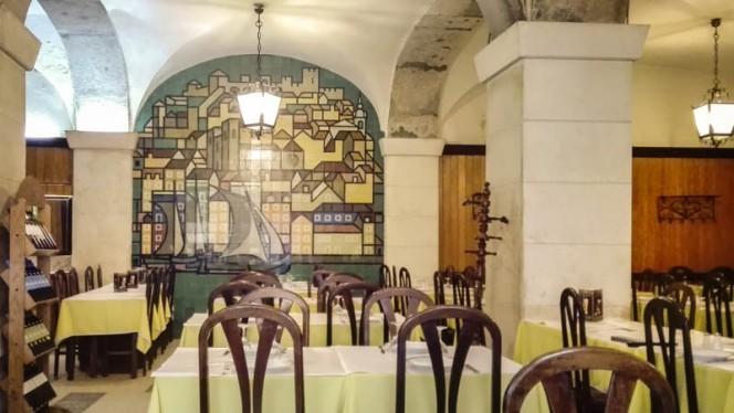 vista da sala - Gaucha, Lisboa