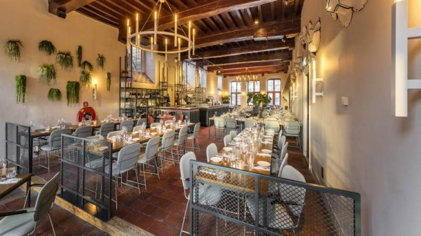 Stadskasteel Oudaen Resturant
