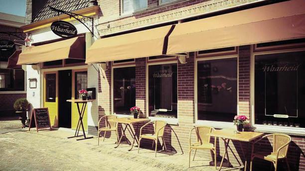 Grand Café De Kleine Waarheid Het Restaurant