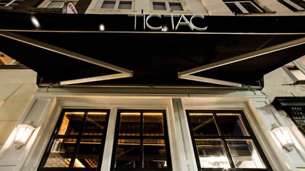 Bar Bistro Tic Tac Ingang