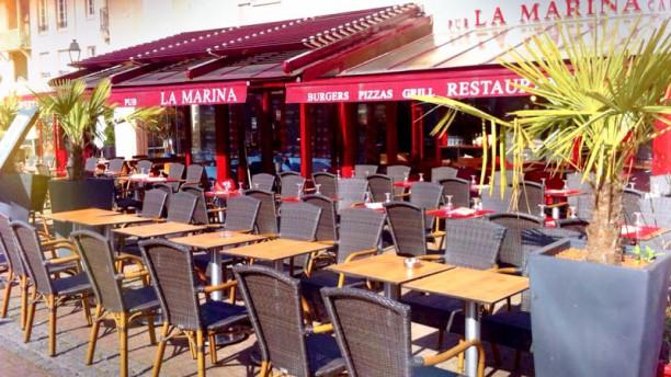La Marina Café Terrasse