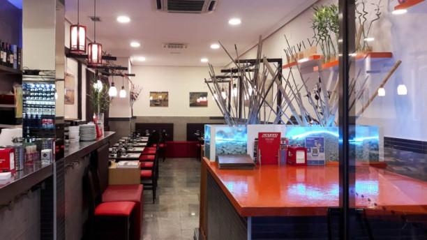 Hayama Sushi & Ramen Vista sala