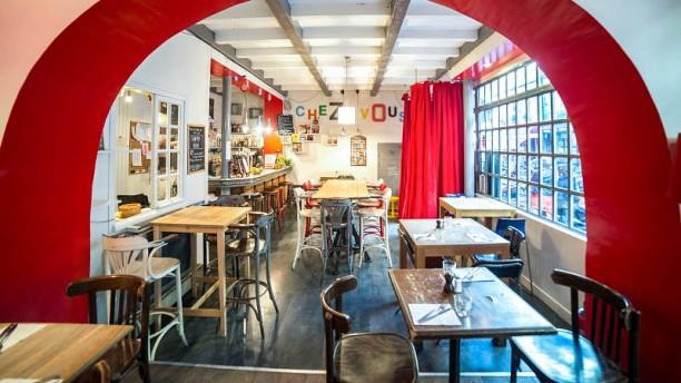 chez vous in paris restaurant reviews menu and prices thefork. Black Bedroom Furniture Sets. Home Design Ideas