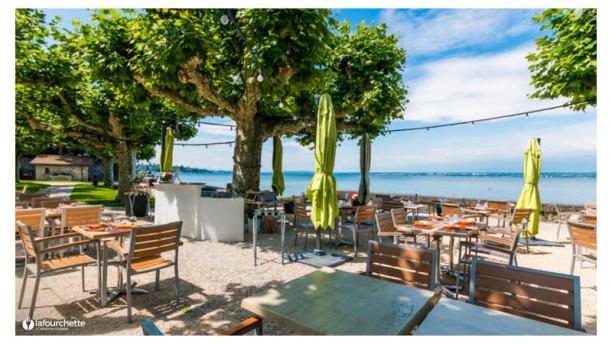 Cafe Restaurant du Quai Terrasse
