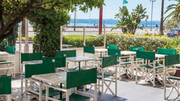 Terrasses des Orangers - Hotel Le Royal in Nice - Restaurant ...