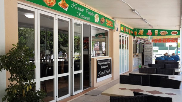 Nawaab Punjabi Restaurant Entrada