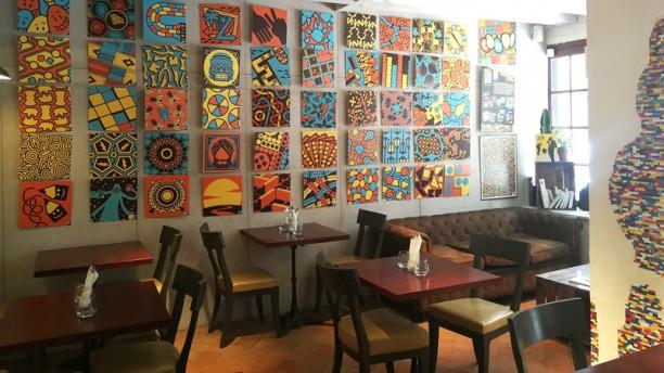 Cubrik Salle du restaurant