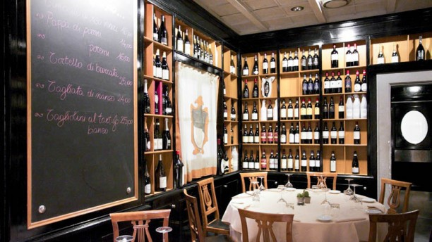 Olio Restaurant sala
