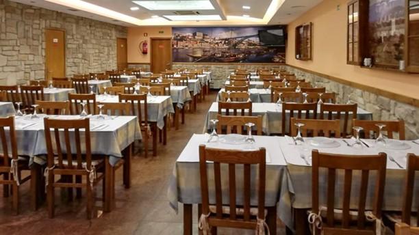 Restaurante Nova Era Sala