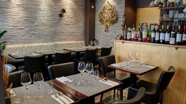 Khao Thaï Salle du restaurant