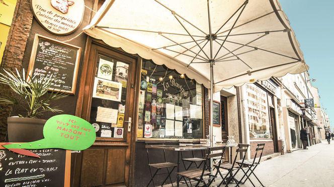 La Ravigote - Restaurant - Paris