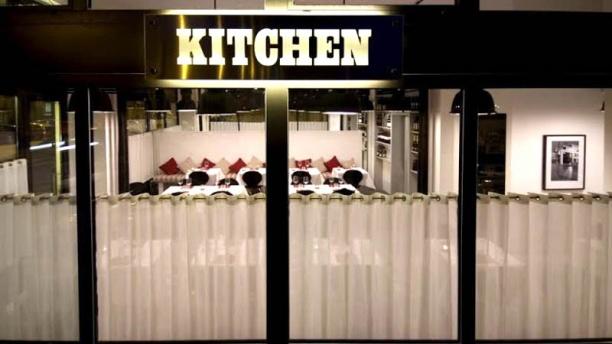 Kitchen Entrata Ristorante