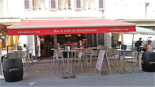 Mövenpick Bar à Vins | Vevey Terrasse