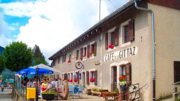 La Gittaz Terrasse