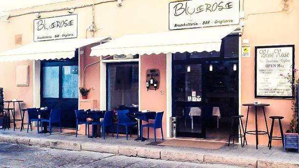 Bluerose Esterno con terrazza