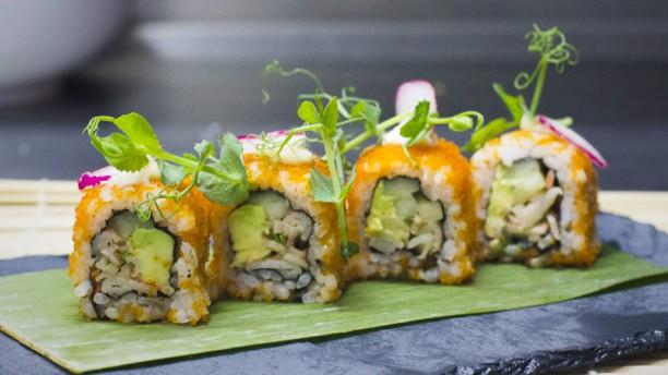 Takara Sushi Art Sugerencia del chef